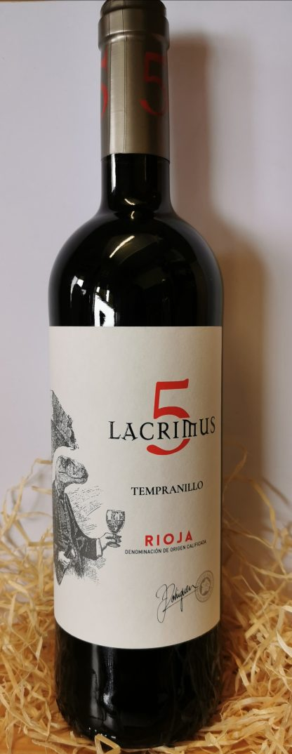 Lacrimus 5 Red Wine