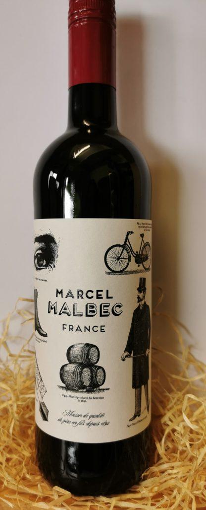 Marcel Malbec Red Wine