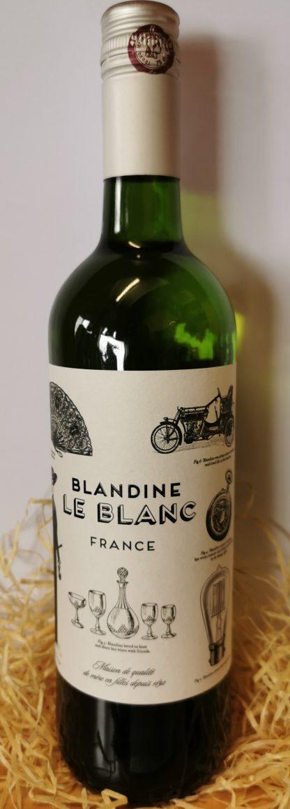 Blandine Le Blanc White wine