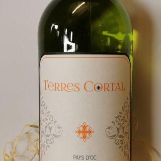 Terres Cortal Sauvignon Blanc White wine