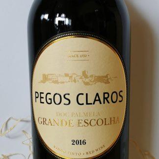 Pegos Claros Red Wine